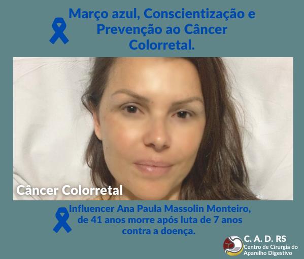 cancer colorretal